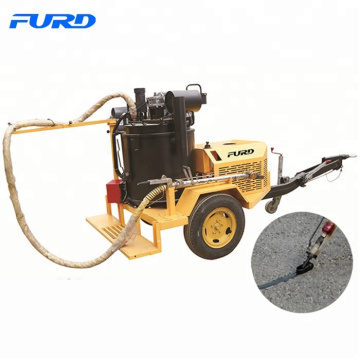 Asphalt Road Crack Sealing Machine with Riello Burner (FGF-200)