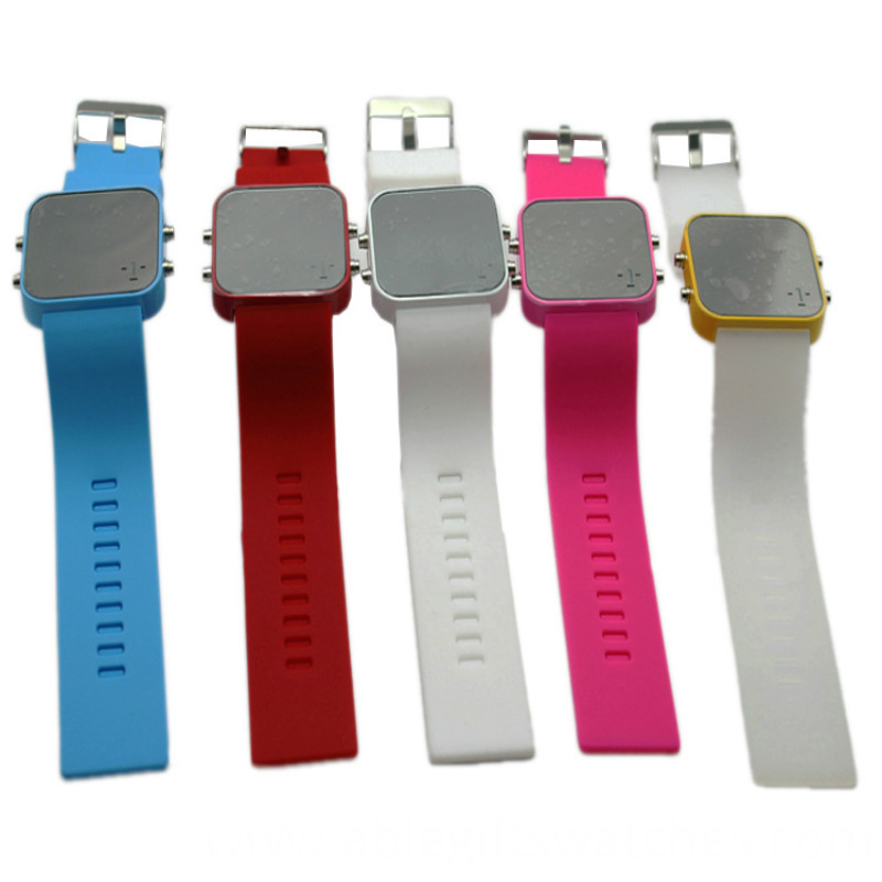 colorful student led watch