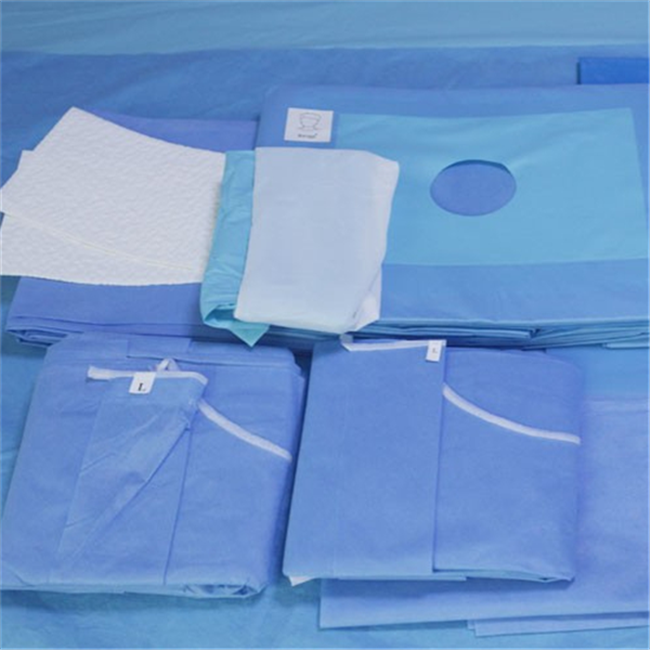 hospital surgical packs