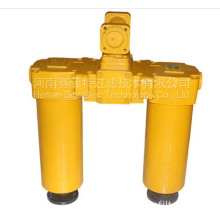SUA Series  Duplex Return Oil Filter