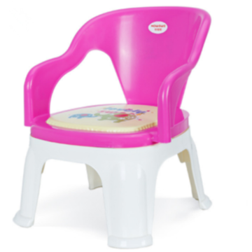 Kids Plastic Safety Chair For Table Booster Seat