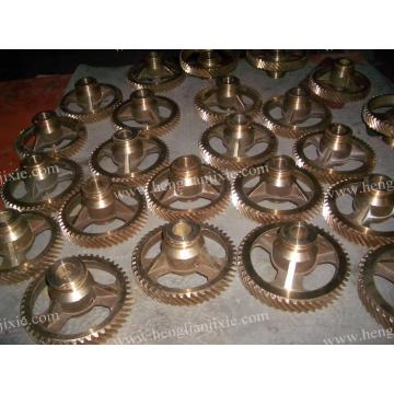 Tilpas High Precision Messing Gear Wheel
