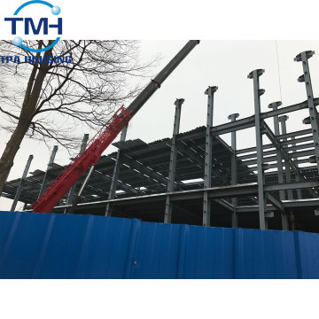 steel structure construction prefabricated warehouse
