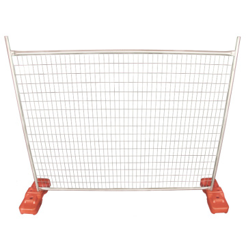 Powder Coated Temporary Removable Metal Fencing