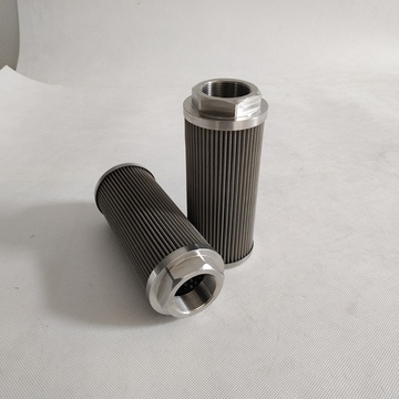 Hydraulic Suction Oil Wire Mesh Filter Element WU-225X80G-J