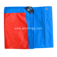 Waterproof PE Tarpaulin roll sheet for truck cover