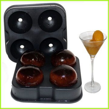 Fashion Ice Ball Maker Silicone Ice Cooler Mold