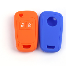 Silicone auto key set for Opel 2 buttons