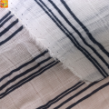 24D Cotton Border Embroidery Fabric