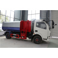 Huge sale Dongfeng 8cbm rubbish tipper truck
