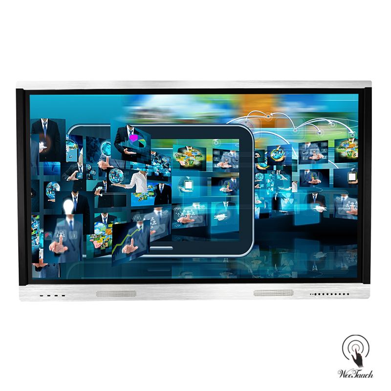 65 Inches Flat Touch Monitor