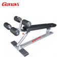 Commercial Gym Exercise Equipment Adjustable Bench Crunch