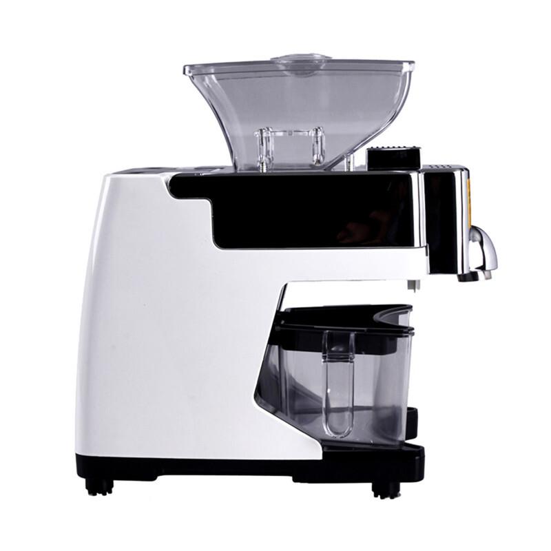 Mini oil pressing machine soybean home use oil pressers cold peanuts electric automatic oil press machine