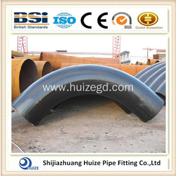 A234WPB carbon steel bends R 1.2 m