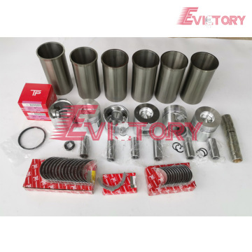 TOYOTA 15Z rebuild overhaul kit gasket bearing piston