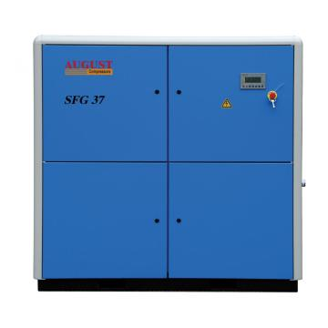 AUGUST 37KW/50HP  industrial silent screw air compressor
