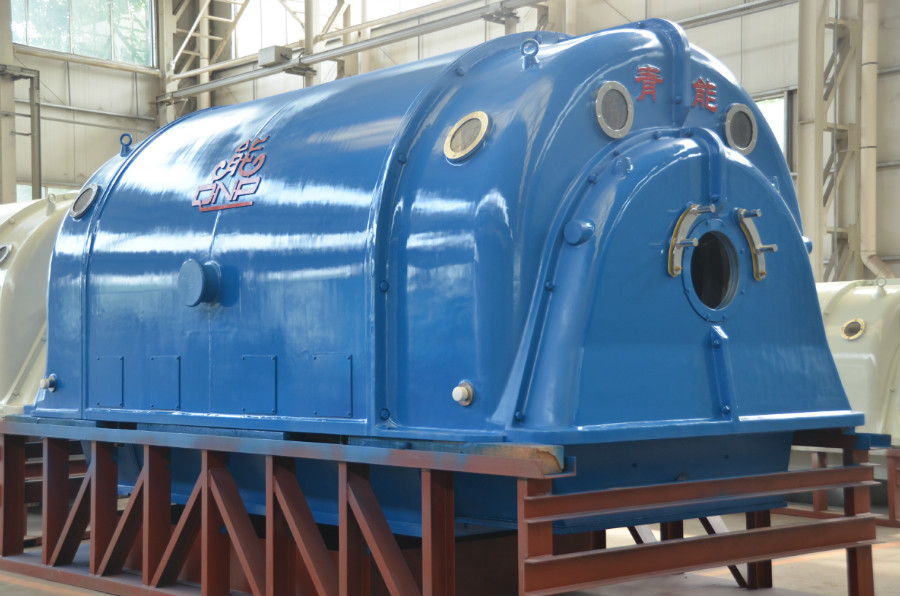 Steam Turbine Generator (5)