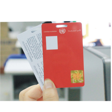 LF 125KHZ Plastic PVC Contactless Smart RFID Card