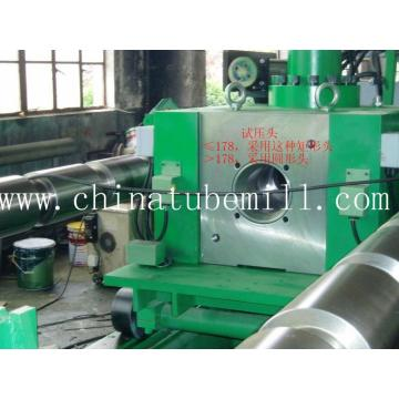 hydrotester machine for pipe