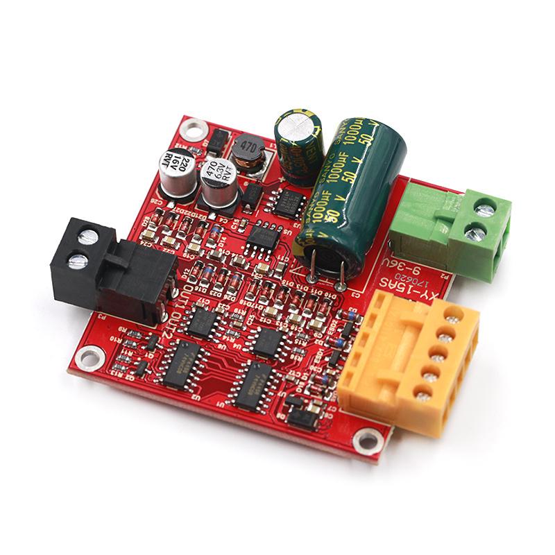 6-36V 15A High Power DC Motor Driver Board Precise DC Motor Drive Plate Module PWM Speed Regulator Module Industrial Grade