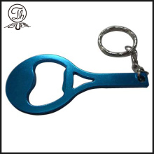 Aluminum bottle opener metal keychains custom