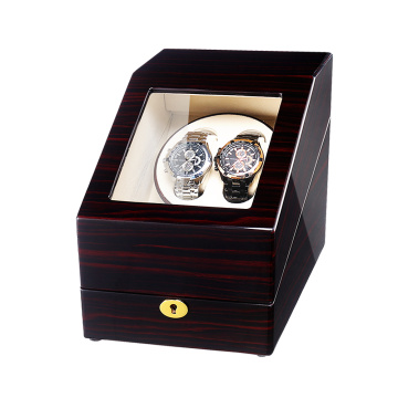 Watch Winder Case With Extra Storage