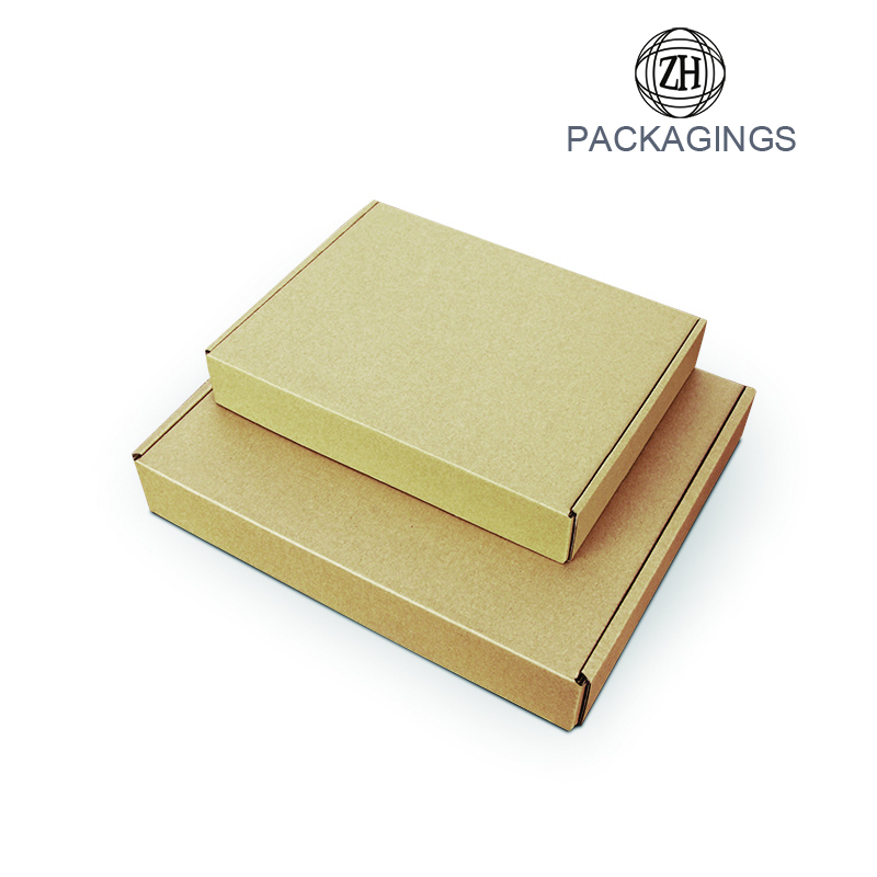 Eco friendly material mailer box packaging
