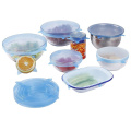 Reusable Silicone Stretch Lid Flexible Wrap Storage