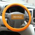 Silicone Car Steering Wheel Case For Auto Accessory
