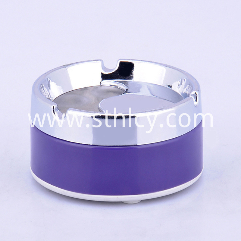 Purple Ashtray