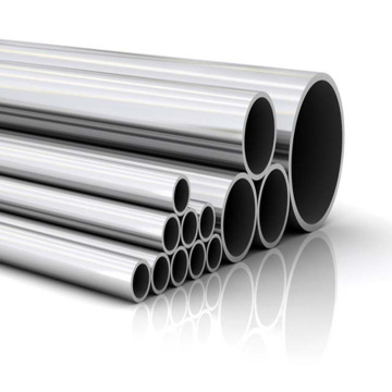 High Quality SUS 304/316 Stainless Steel Round Tube