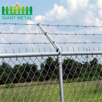 Ensure Quality Electric Galvanized Chain Link Fence