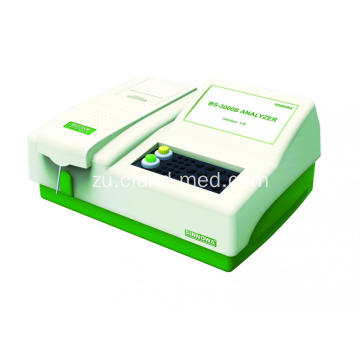 I-Factory Price Semi-auto Biochemistry Analyzer Screen