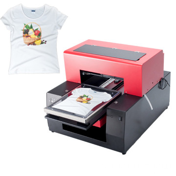 High Quality Tøj T Shirt Udskrivning Machine