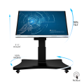 70 Inche Interactive Panel With Automatic Stand