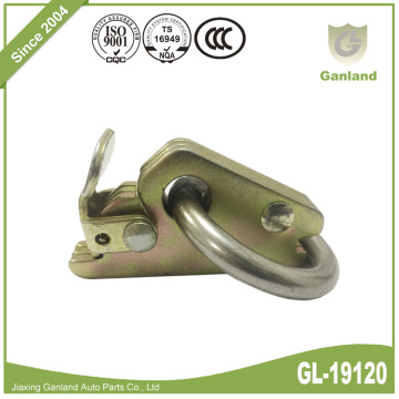 2 Inch Cargo Control E-Track Rope Fitting