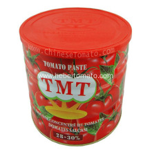 Sauce Product Red Color Canned Tomato Paste