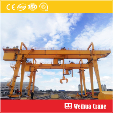 Timber Grant Gantry Crane