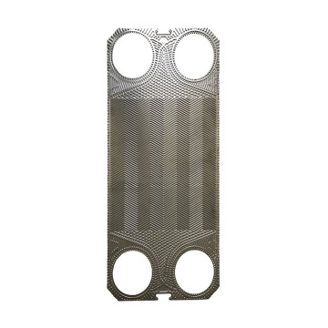 S121 high temperature heat exchanger plate oem ss316