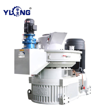 Hot sell biomass sawdust pellet press