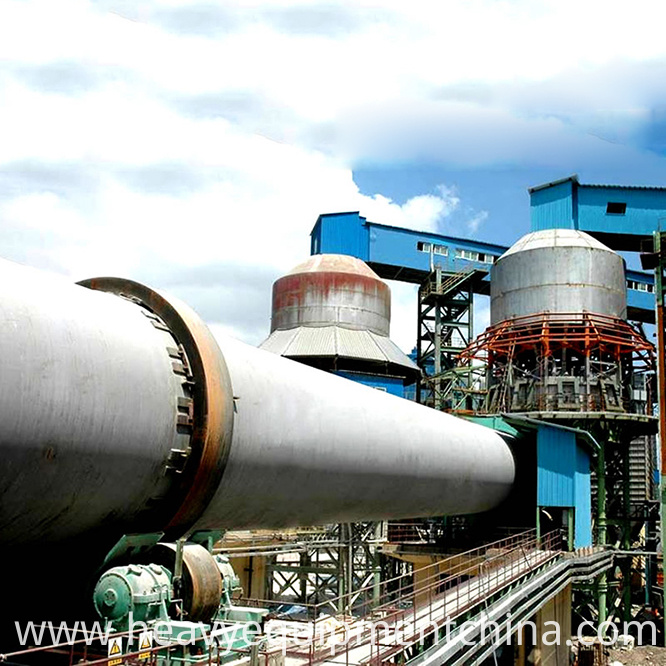 Calcined Lime Processing Plants