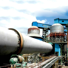 100-600 t/d Calcined Lime Processing Production Plants