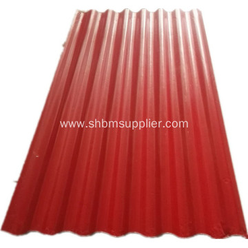 Non-Formaldehyde Heat Insulation Mgo Roofing Sheet