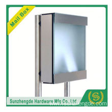 SMB-073SS Modern Antique Lowest Price Exquisite Design Stainless Steel Mailboxes For Sale