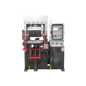 high quality plc control vulcanizing machine for silicone