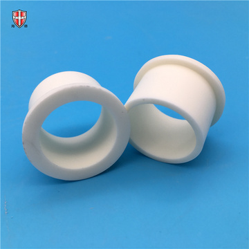 high temperature insulating alumina ceramic cap bush