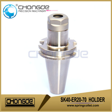 SK40-ER20-70 High Precision CNC Machine Tool Holder