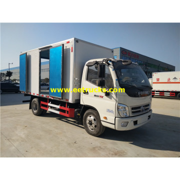 4m Foton Reefer Cargo Vehicles