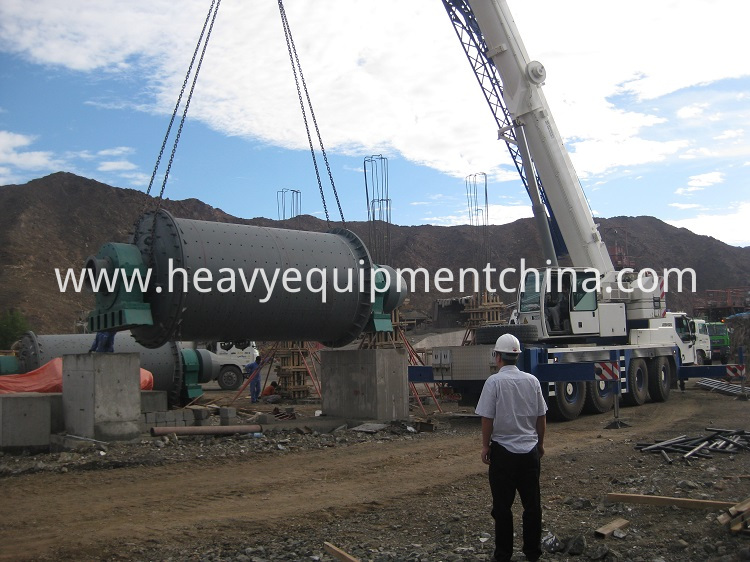 Gold Mining Ball Mill