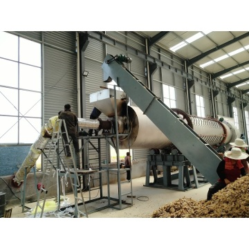 coconut shell activated charcoal machinery